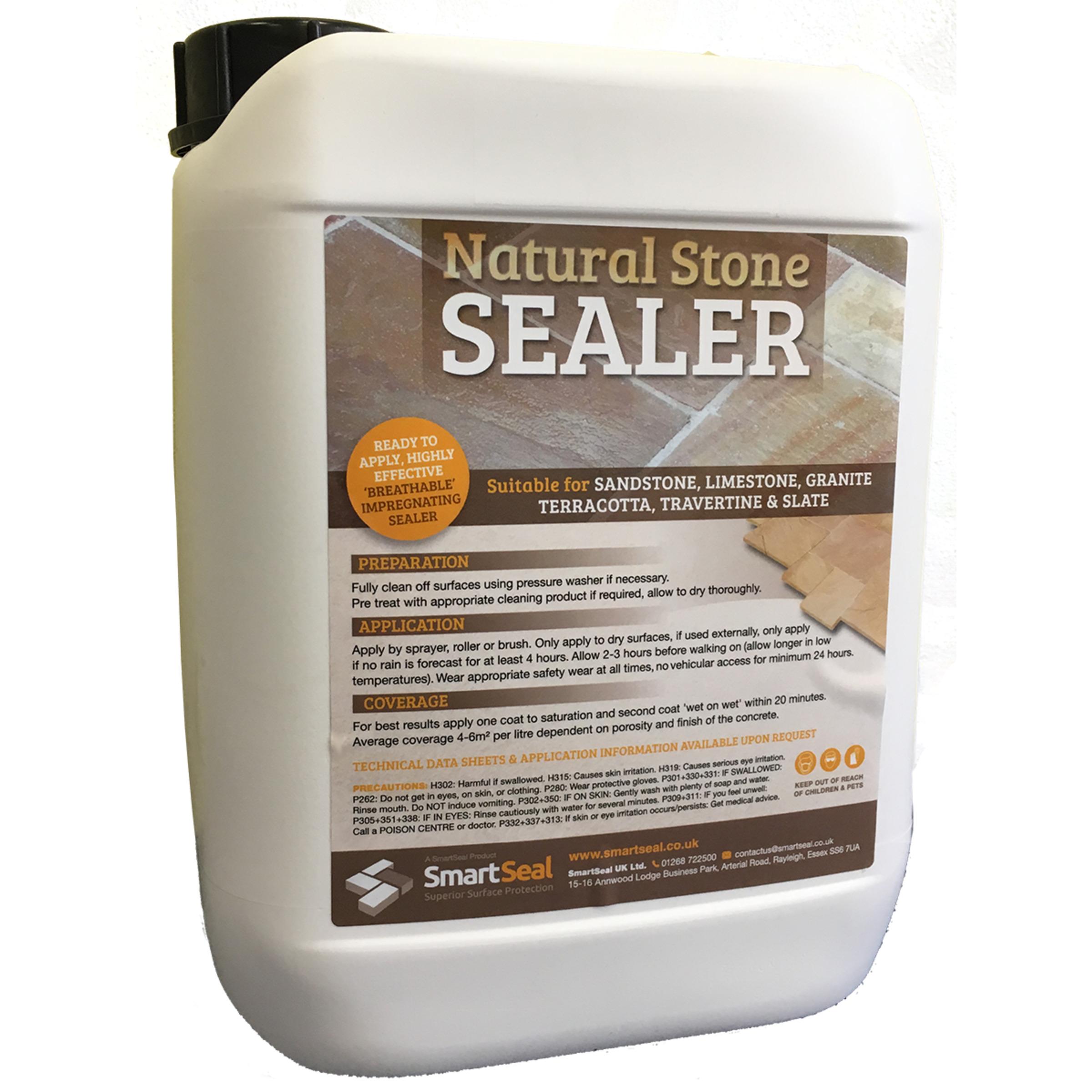 Stone Sealer: Sandstone / Natural Stone Sealer