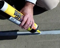 Expansion Joint Mastic